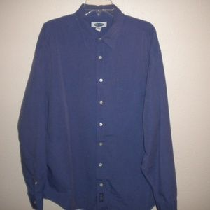 Old Navy Men Size XL Oxford Shirt